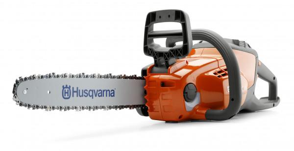 Husqvarna Akku Motorsäge 120i Set inkl. Akku und Ladegerät