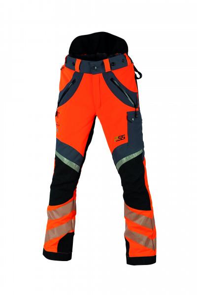X-treme Air Schnittschutzhose EN ISO 20471