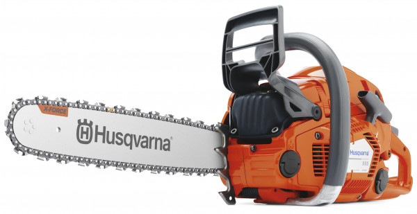 Husqvarna Motorsäge 555 update